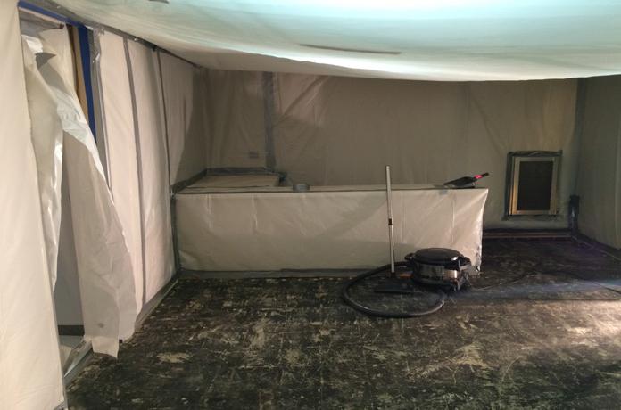 Asbestos Abatement Residential – Attleboro, MA