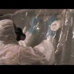 asbestos pipe work